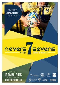 Nevers RUGBY Sevens